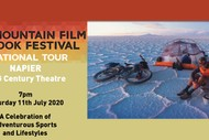 NZ Mountain Film Festival – 'National Tour' - Hawkes Bay