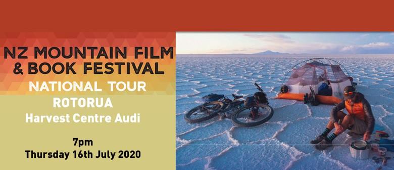 NZ Mountain Film Festival – 'National Tour' - Rotorua