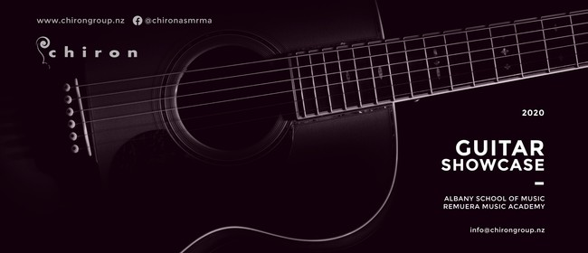Chiron Guitar Showcase