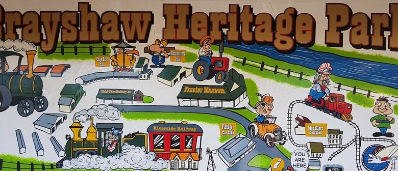 The History of Brayshaw Heritage Park