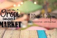 Oropi Sunday Market - We're Back!