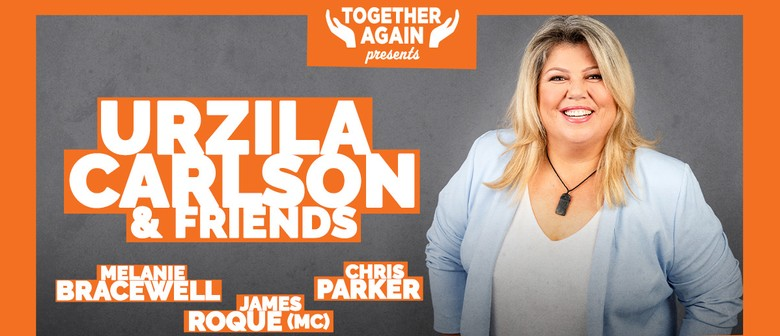 Together Again - Urzila Carlson & Friends