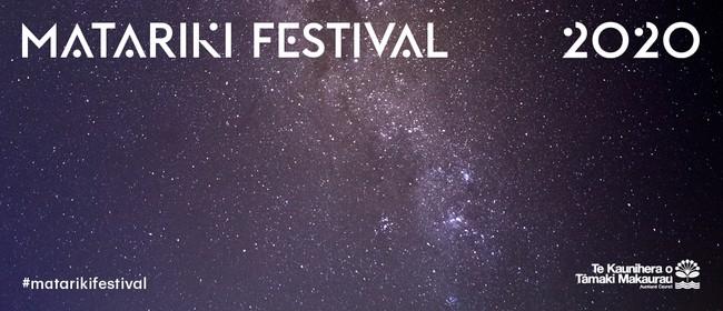 Matariki Festival 2020