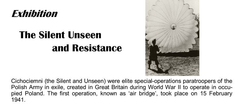 Exhibition: The Silent Unseen and Resistance