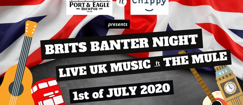 Brits Banter Night