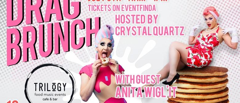 Drag Brunch hosted by Crystal Quartz