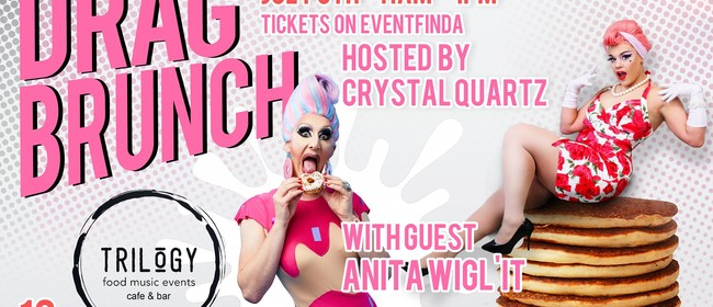 Drag Brunch hosted by Crystal Quartz