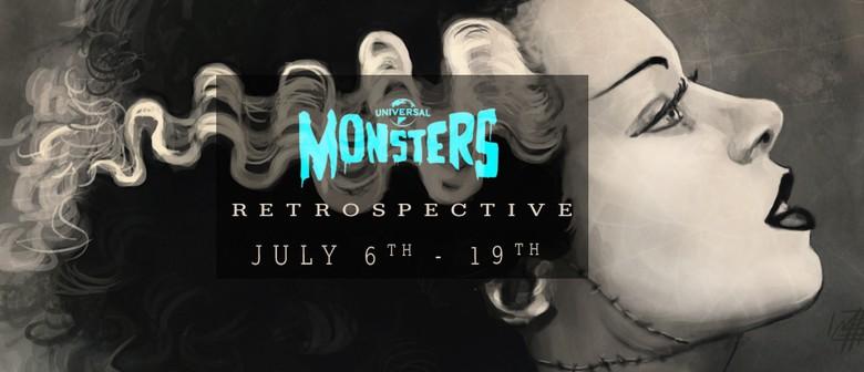 $10 Universal Monsters Festival