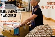 Intermediate Hatha Yoga Course