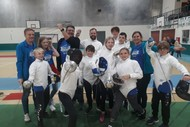 Tuatahi Fencing - Beginners Course: 9 - 15 years old