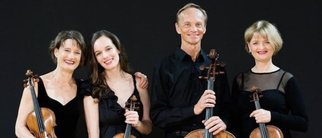 Christopher's Classics Concert 3: - NZ String Quartet