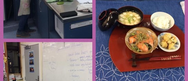 Cooking: Japanese Modern Homestyle