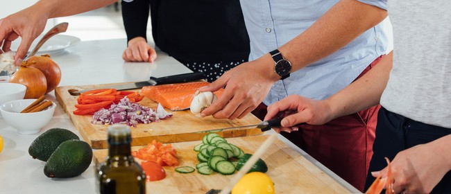 Cooking Class Seafood Markets - Shop to Plate - Salmon