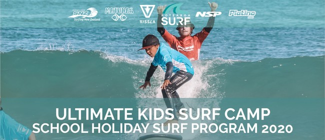 Ultimate Kids Surf Camp (Camp 1)