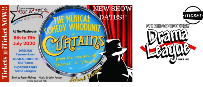 Curtains - The Musical Comendy Whodunit