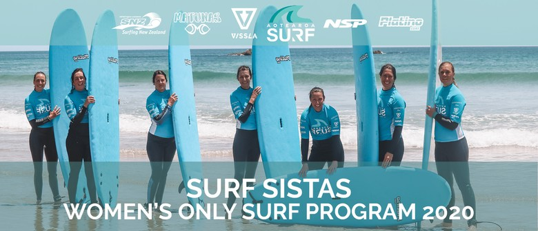 Surf Sistas 2020 - A Women's Only Surf Club