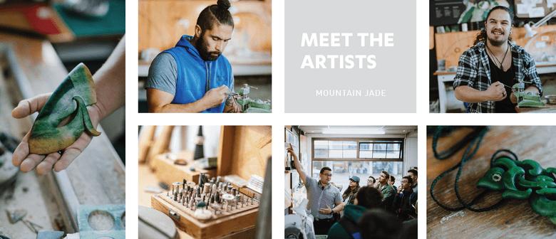 Meet the Artists Gallery Tour