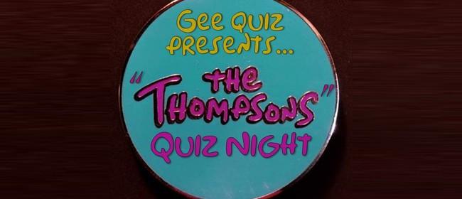 The Thompsons Quiz