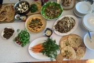Ottolenghi and the Palestinian Table: A Vegetarian Feast