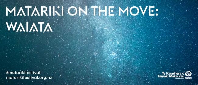 Matariki on the Move: Waiata Live-stream