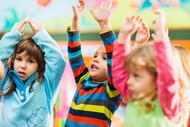 Little Movers Dance & Drama Classes (For Ages 3-4)