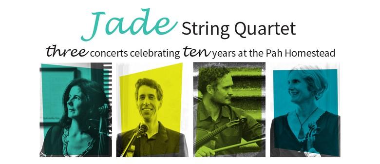 Jade String Quartet at the Pah – Concert Two