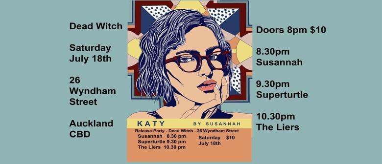 Katy Single Release With Susannah, Superturtle & The Liers