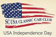 Usa Independence Day - Car Show and Run
