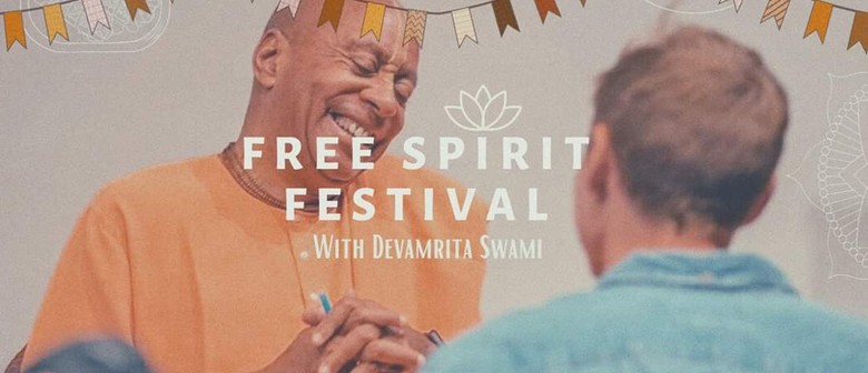Free Sprit Festival - With Asian Fusion Feast