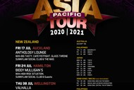 THE AFTER - Asia Pacific Tour 2020/2021 - Auckland