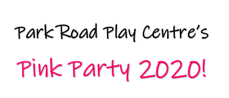 Park Road Play Centre's Pink Party 2020