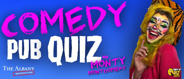 Comedy Quiz at The Albany