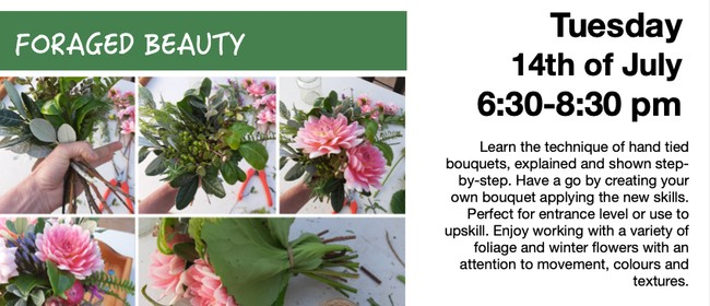 Floral Workshop#1 - Foraged Beauty