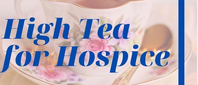 High Tea for Hospice