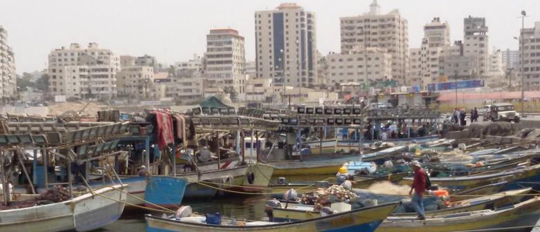 Talk: Still Lives – A Memoir of Gaza