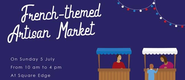 French-themed Artisan Market