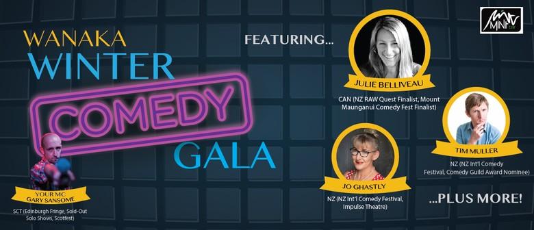 Wanaka Winter Comedy Gala