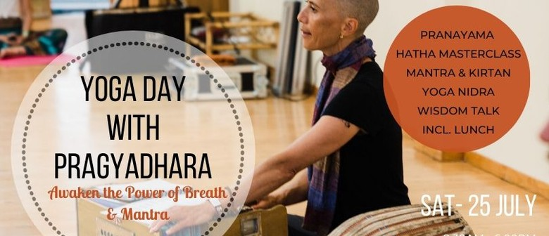 Yoga Day Master Class - The Power of Breath & Mantra