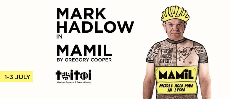 Mark Hadlow in MAMIL