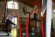 Aerial Silks Class – 14 Years+