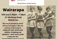 Wairarapa Opening Celebration