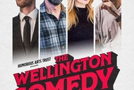 The Wellington Comedy Club - July