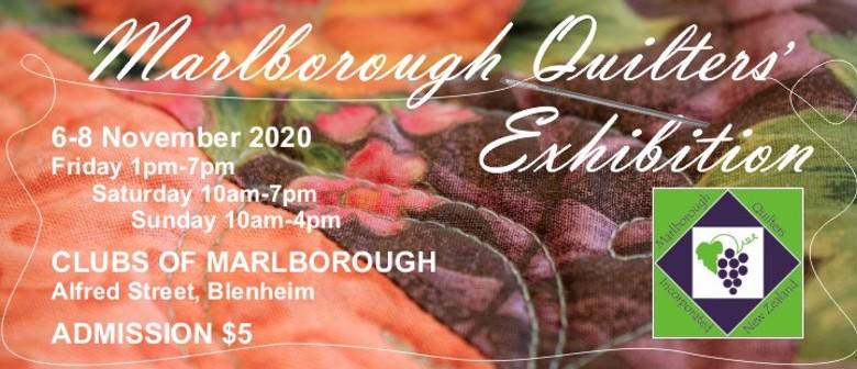 Marlborough Quilters' Exhibition 2020