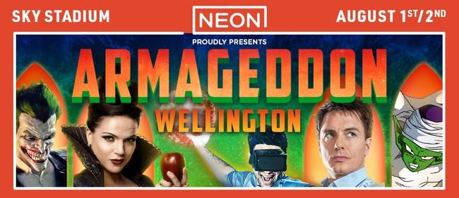 Wellington Armageddon Expo 2020