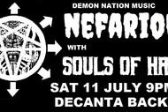 Nefarious and Souls Of Hades
