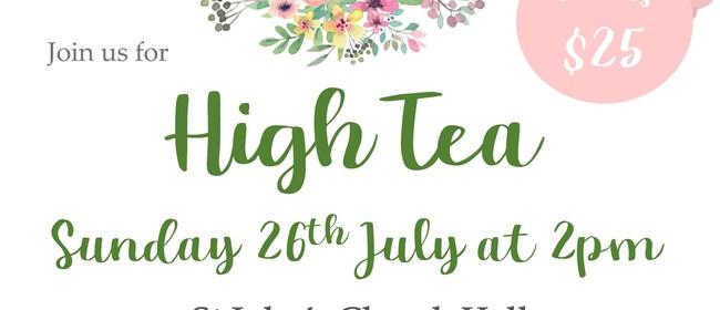 High Tea for Overseas