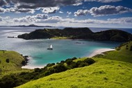 Moturua Island Song- Tall Ship– R Tucker Thompson- Walk 7A