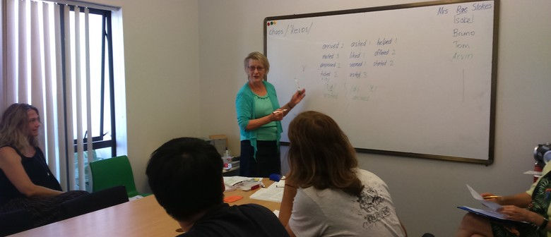 TESOL course - Teach English To Speakers of Other Languages