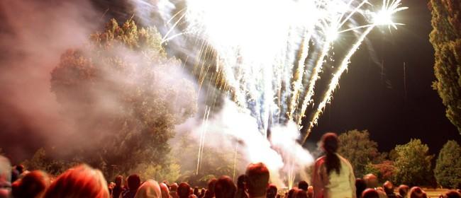 Matariki 2020 Fireworks