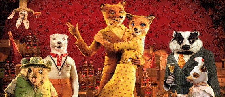 Outdoor Movie Night: Fantastic Mr. Fox